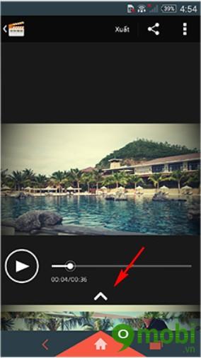 Hướng dẫn tạo video trên Sony Xperia Z3