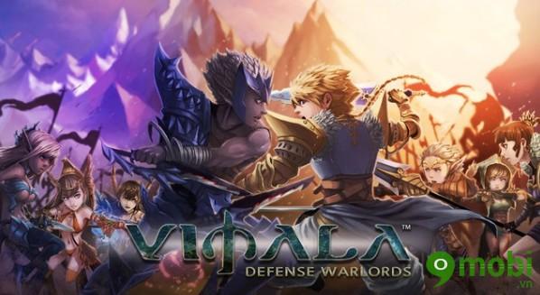 tải Vimala: Defense Warlords cho iPhone