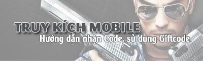 code truy kich mobile nhan gift code o dau