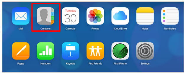 how to move contacts from icloud to gmail