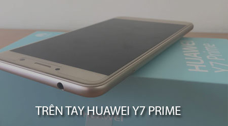 tren tay huawei y7 prime android 7 thoi luong pin tot