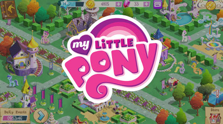 meo choi my little pony tren android