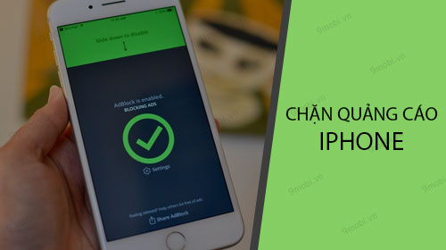 cach chan quang cao hien thi tren iphone