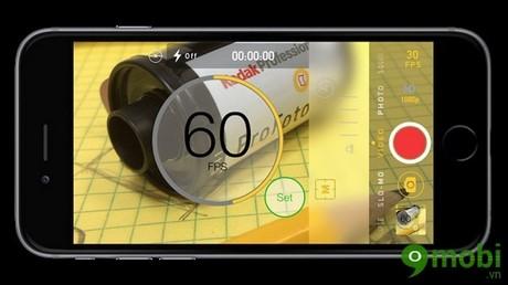 cách chụp ảnh đẹp trên iPhone 6