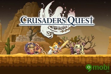 tải game Crusaders Quest cho Android