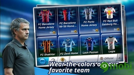 Tai game Top Eleven cho Android