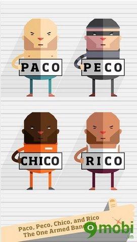 tai game P.A.C.O. cho iPhone