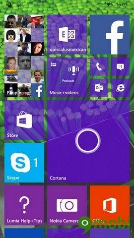 len Windows 10 cho dien thoai Lumia