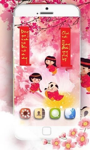 theme tet cho Android
