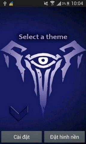 Set Animated Wallpapers League Of Legends Game On Android