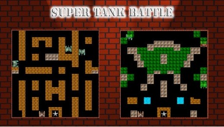 Super Tank Battle cho iPhone mien phi