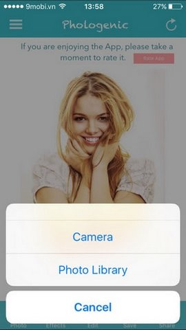 Làm ảnh 3D trên điện thoại, tạo ảnh 3D từ iPhone