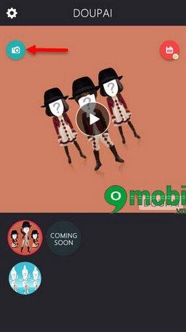 Hướng dẫn sử dụng DOUPAI để tạo video vui nhộn trên iPhone