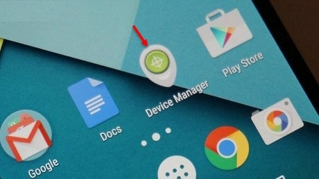 dinh vi android