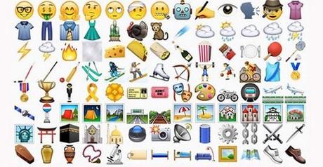 Bộ Emoji tuyệt đẹp của iOS 9 cho iPhone iPad