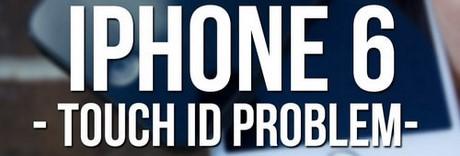 Khắc phục, sửa lỗi Touch ID không chạy trên iOS 9 ?