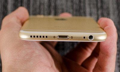 khac phuc iphone 6 bi loi mic