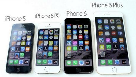 cach kiem tra khi mua iphone 5, 6 cu