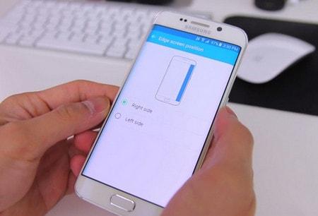 Cách thức sử dụng màn hình cong Galaxy S6 Edge hiệu quả hơn - 137677