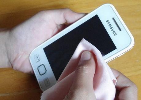 Nhung cach khoi phuc cam ung tren dien thoai Samsung Galaxy