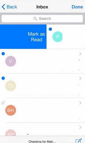Cách dùng email trên iPhone iPad nhanh và hiệu quả