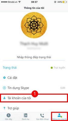 doi ten skype