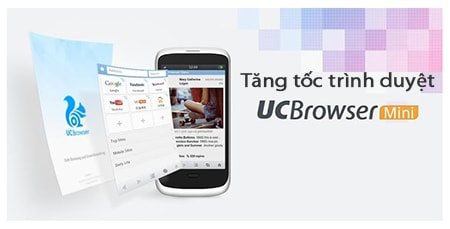 tang toc trinh duyet uc browser mini