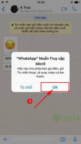 cach video call tren whatsapp