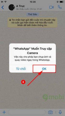 su dung video call voi whatsapp