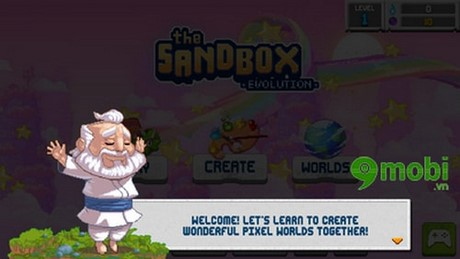 The Sandbox Evolution cho android