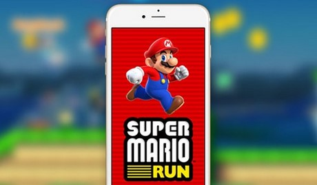 cach cai super mario run tren iPhone