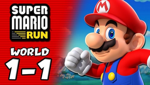 cach choi world tour trong Super mario run