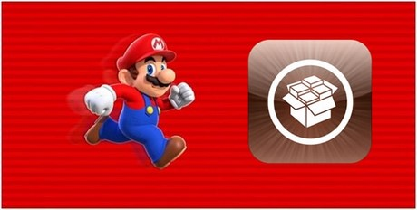 cach choi Super mario Run tren iPhone jailbreak