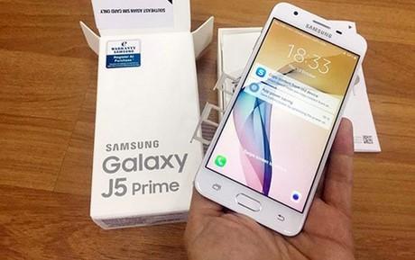 nhap danh ba tu sim tren Samsung J5 Prime