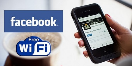 huong dan tim wifi mien phi tren facebook