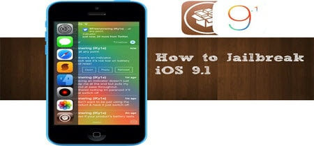Hướng dẫn Jailbreak iOS 9.1 bằng Pangu 1.3.0 đúng nhất