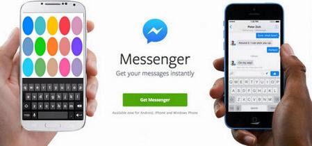 Hướng dẫn thay đổi màu tin nhắn FB Messenge