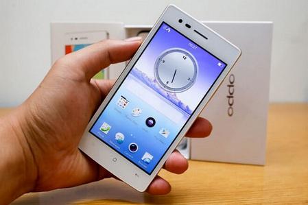 3 smartphone oppo có giá dưới 3 triệu