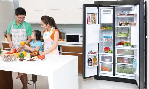 cách tiết keiemj điện tủ lạnh