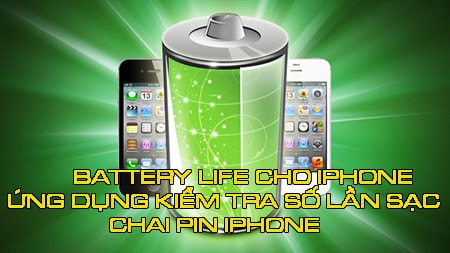battery life cho iphone