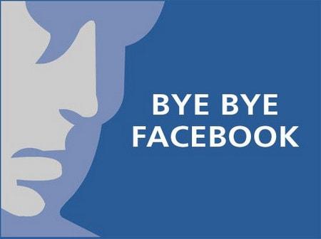Cách xóa tài khoản Facebook trên Android