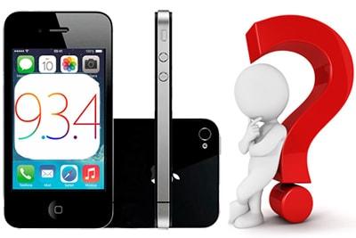 nen nang cap 9.3.4 cho iphone 4s khong