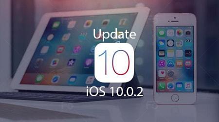 nang cap iOS 10.0.2