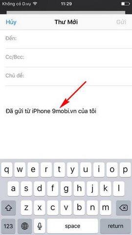 cach go tieng viet iPhone 7 Plus