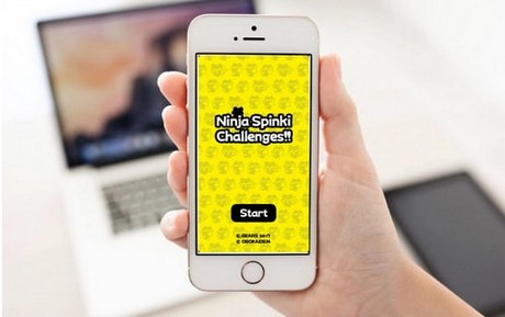 choi Ninja Spinki Challenges