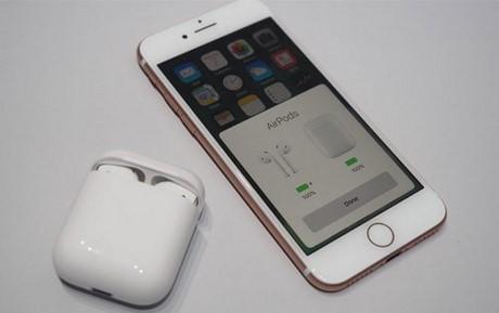 cap nhat firmware cho airpod