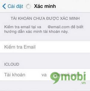 loi khong dang nhap duoc app store