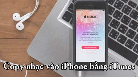 copy nhac vao iphone