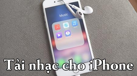 tai nhac cho iphone