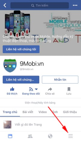 dang xuat tai khoan facebook messenger